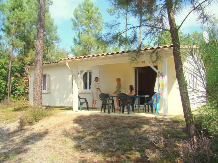 Location de vacances - Villa à Brossac - Villa Charentaise