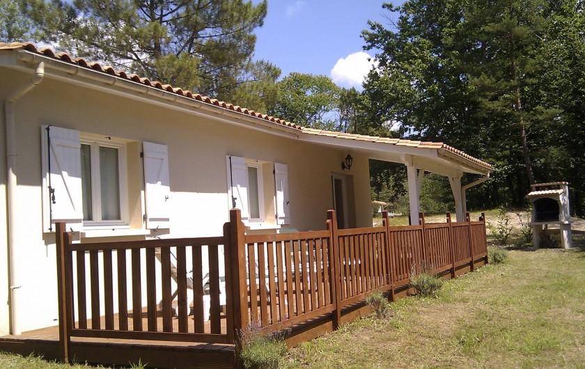 Location de vacances - Villa à Brossac - Charentaise