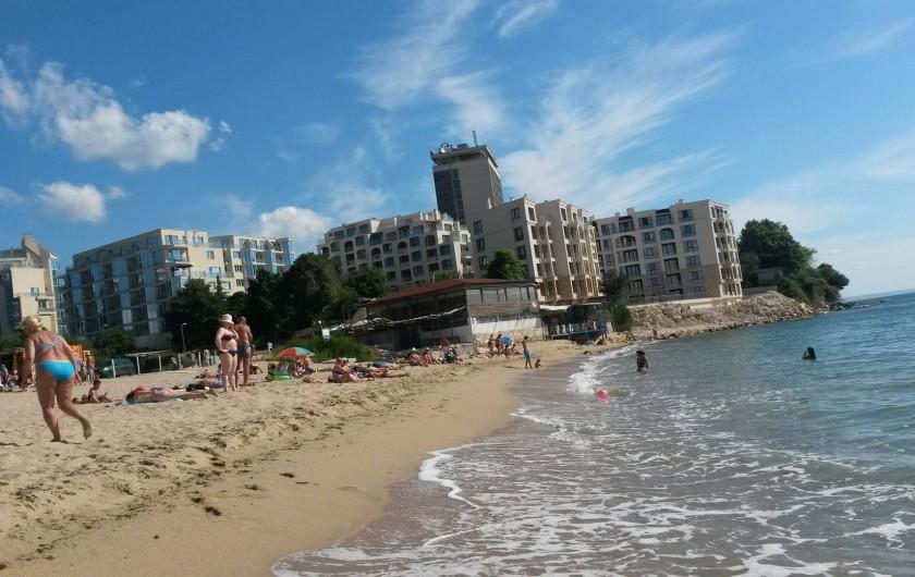 Location de vacances - Appartement à Varna - la plage
