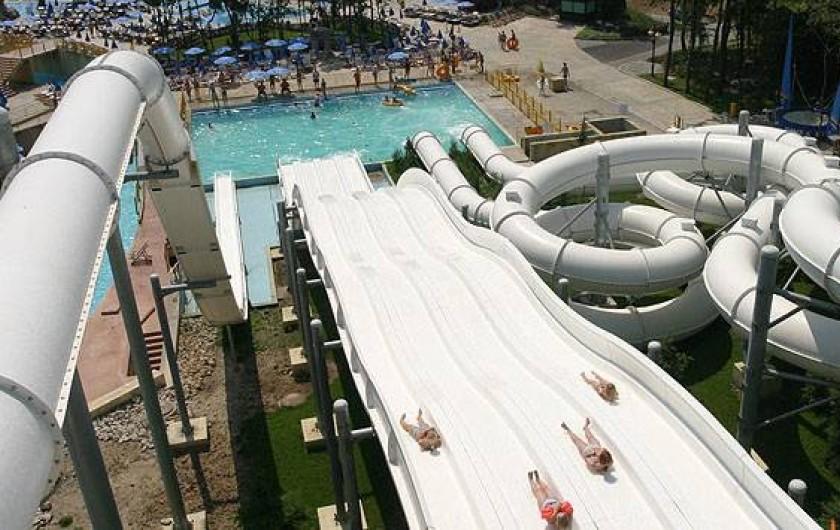 Location de vacances - Appartement à Varna - Aquapolis - parc d'attraction touristiques - 1km