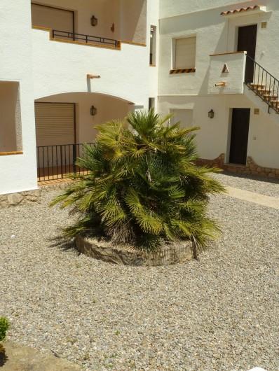 Location de vacances - Appartement à Roses - Le passage de l'appartement