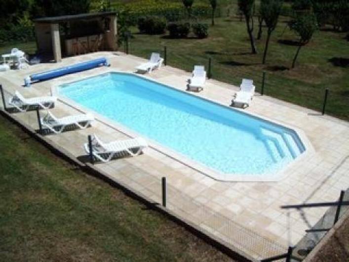 Location de vacances - Maison - Villa à Saint-Georges-de-Montclard