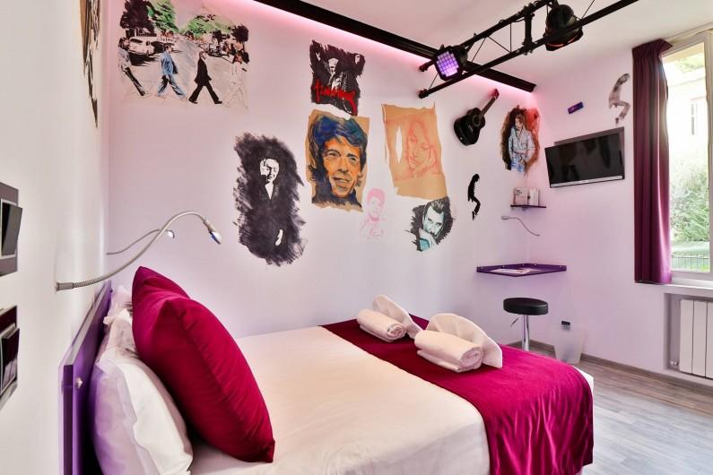 Location de vacances - Hôtel - Auberge à Cannes - la musique