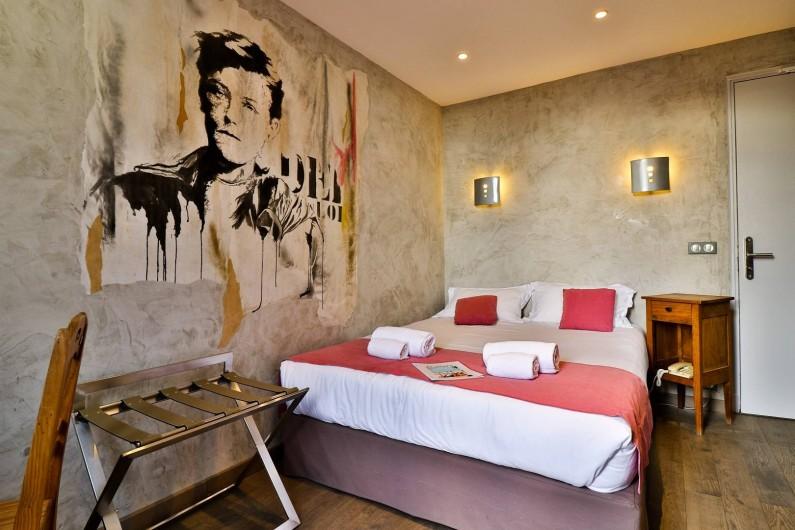 Location de vacances - Hôtel - Auberge à Cannes - l instant poétique avec balcon sur le jardin