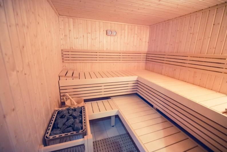 Location de vacances - Chambre d'hôtes à Sainte-Maure - Sauna