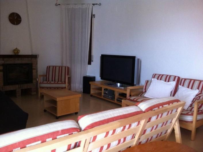 Location de vacances - Villa à les Tres Cales