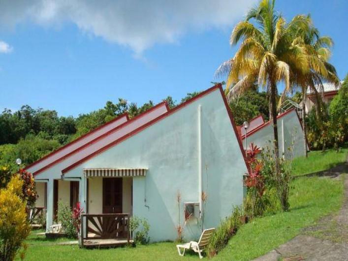 Location de vacances - Studio à La Trinité - Appartement climatisé