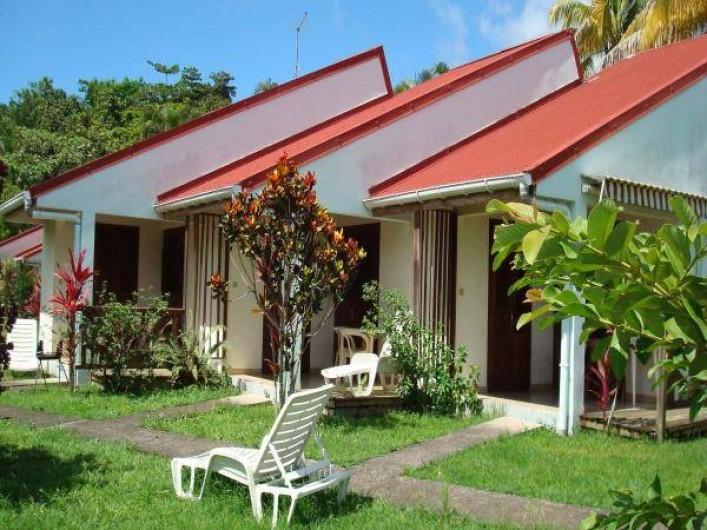 Location de vacances - Studio à La Trinité - Les petits moments de repos