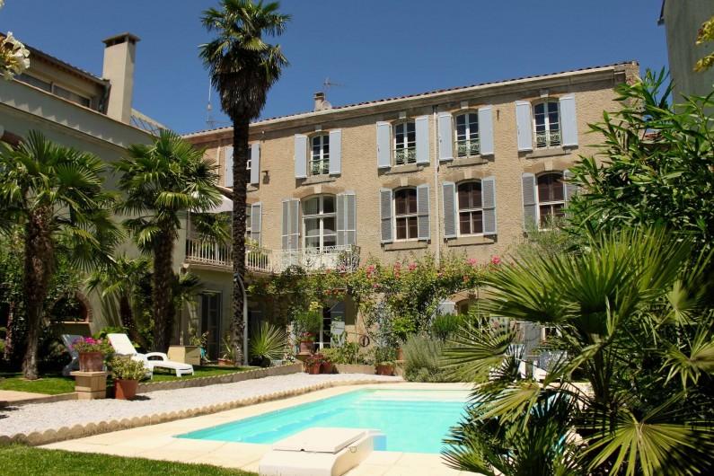 Location de vacances - Villa à Bram - Maison Coup de Coeur