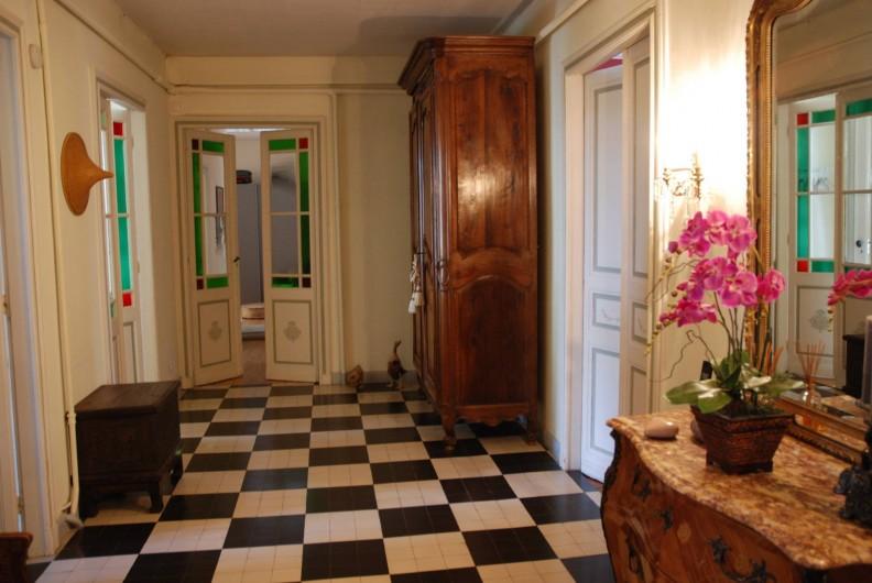 Location de vacances - Villa à Bram - 1er etage, corridor