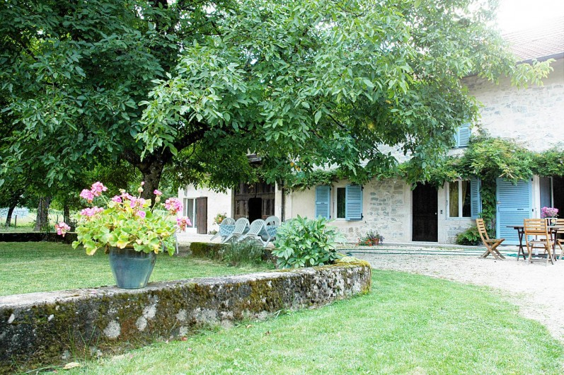 Location de vacances - Maison - Villa à Ceyzérieu