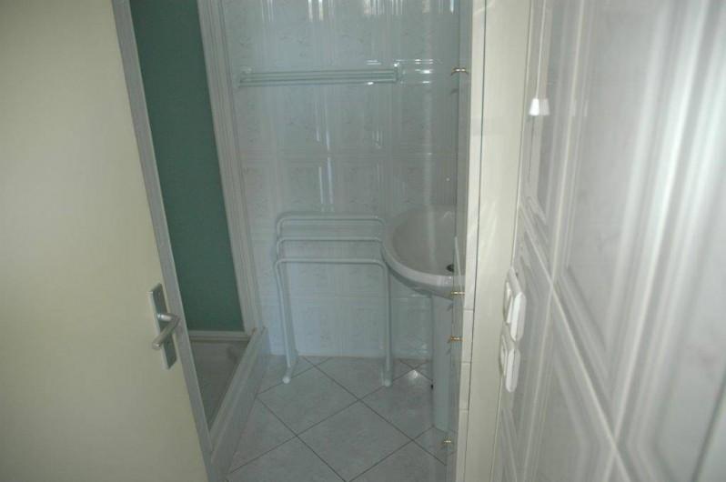 """Location de vacances - Appartement à Canet-en-Roussillon - salle d""""eau privative"""