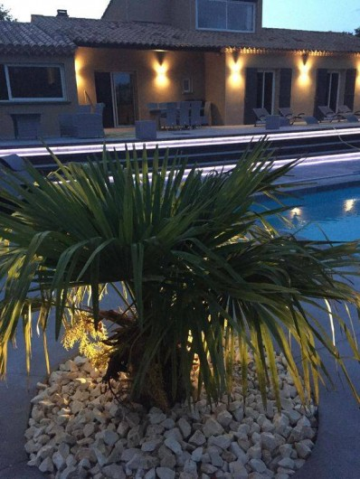 Location de vacances - Villa à Grignan