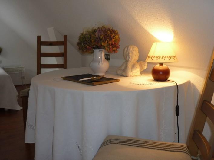 Location de vacances - Chambre d'hôtes à Kuttolsheim - duplex lune 2 personnes
