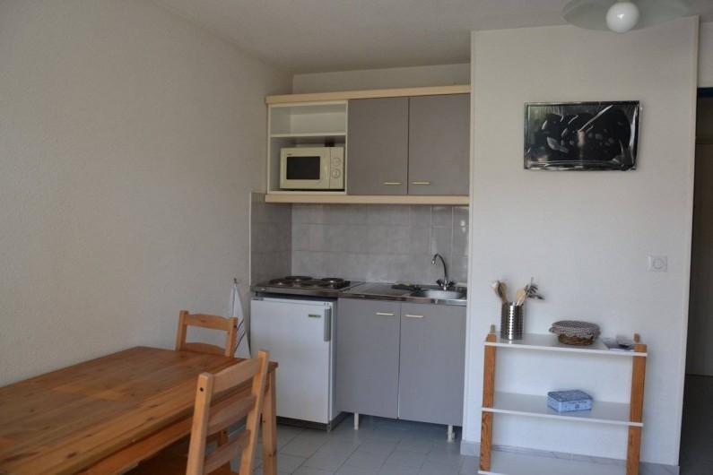 Location de vacances - Studio à Sausset-les-Pins - Coin cuisine