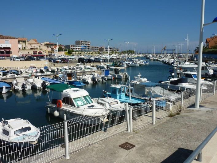 Location de vacances - Studio à Sausset-les-Pins - Petit port de pêche