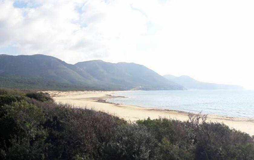 Location de vacances - Chalet à Guspini