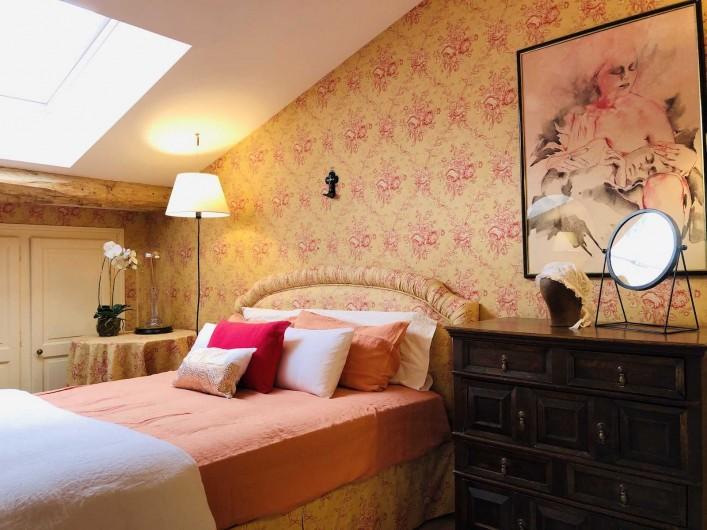 Location de vacances - Chambre d'hôtes à Saint-Paul-d'Espis - Suite Jardin Secret - chambre N°1
