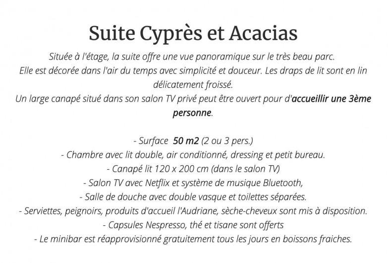 Location de vacances - Chambre d'hôtes à Saint-Paul-d'Espis