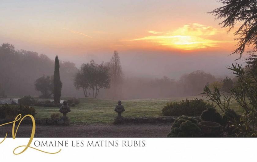 Location de vacances - Chambre d'hôtes à Saint-Paul-d'Espis - Nos Matins... Rubis
