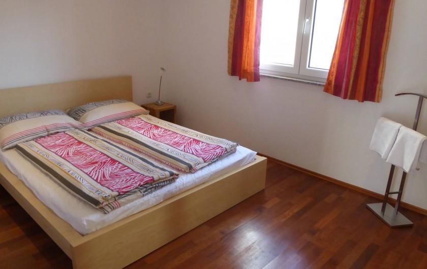 Location de vacances - Appartement à Brela - Chambre Est, 2 personnes.