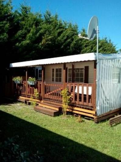 Location de vacances - Bungalow - Mobilhome à Mimizan - Mobilhomme de Mimizan