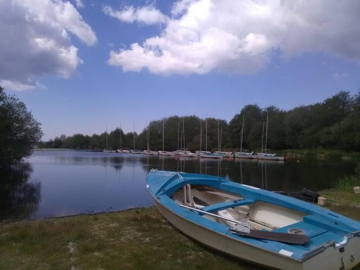 Location de vacances - Bungalow - Mobilhome à Mimizan - camping Azur