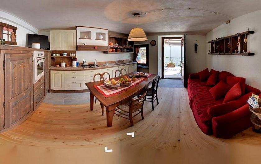 Location de vacances - Appartement à Nus