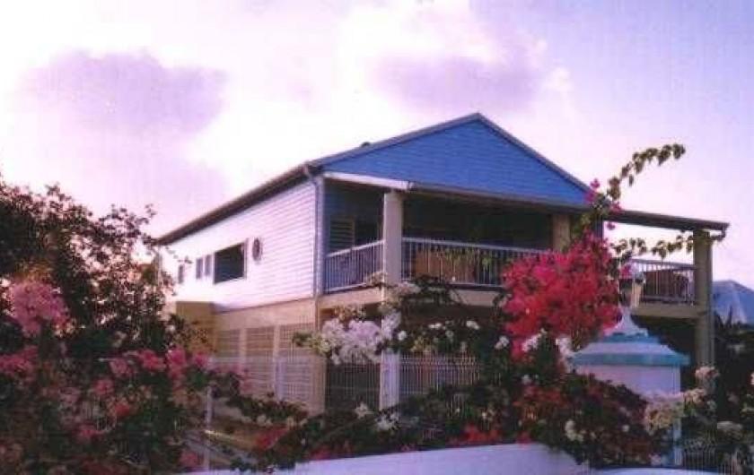 Location de vacances - Appartement à Sainte-Anne - La Résidence le Belvédère de Gissac