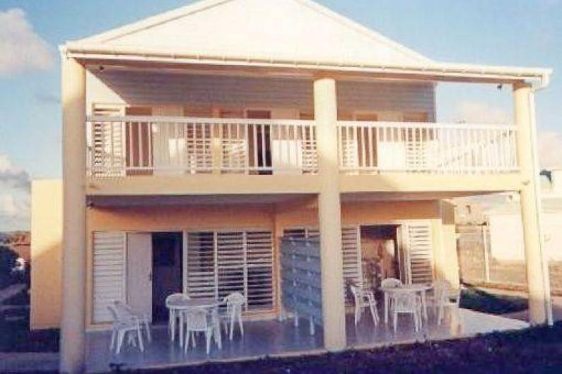 Location de vacances - Appartement à Sainte-Anne - La terrasse