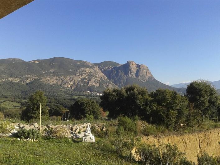 Location de vacances - Appartement à Appietto - depuis la maison