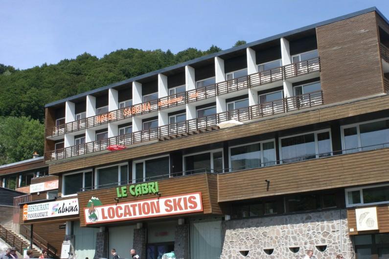 Location de vacances - Hôtel - Auberge à Super Besse