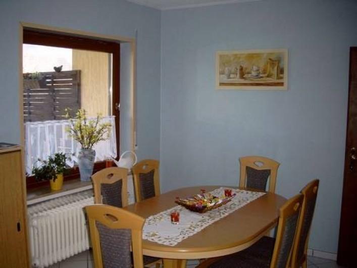 Location de vacances - Gîte à Allendorf - Cuisine