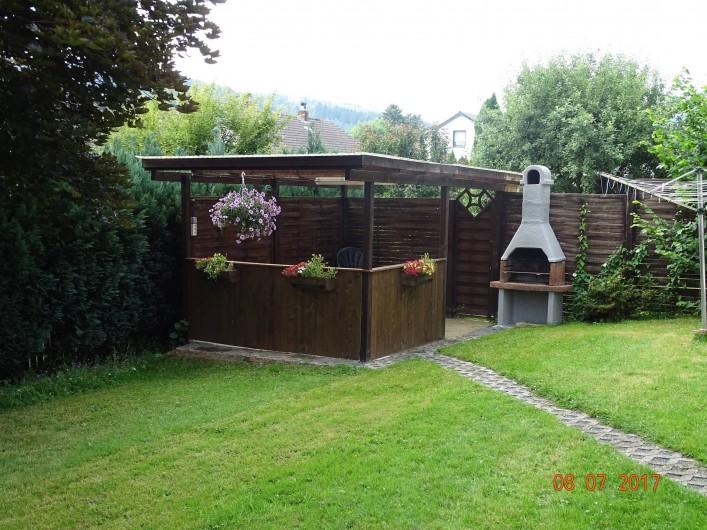 Location de vacances - Gîte à Allendorf - Place pour le barbecue