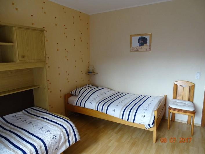 Location de vacances - Gîte à Allendorf - Chambre 2