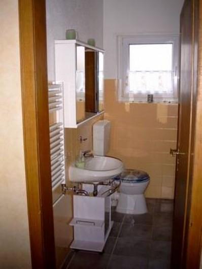 Location de vacances - Gîte à Allendorf - Salle de bain