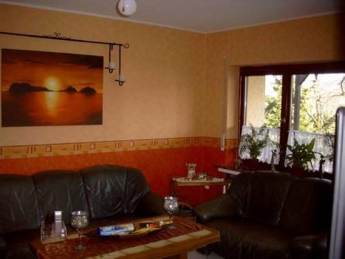 Location de vacances - Gîte à Allendorf - Salon