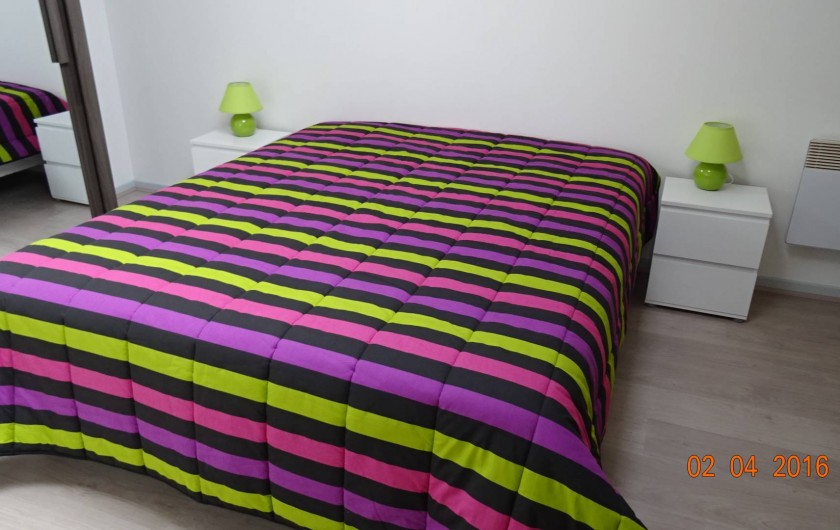 Location de vacances - Appartement à Épinal