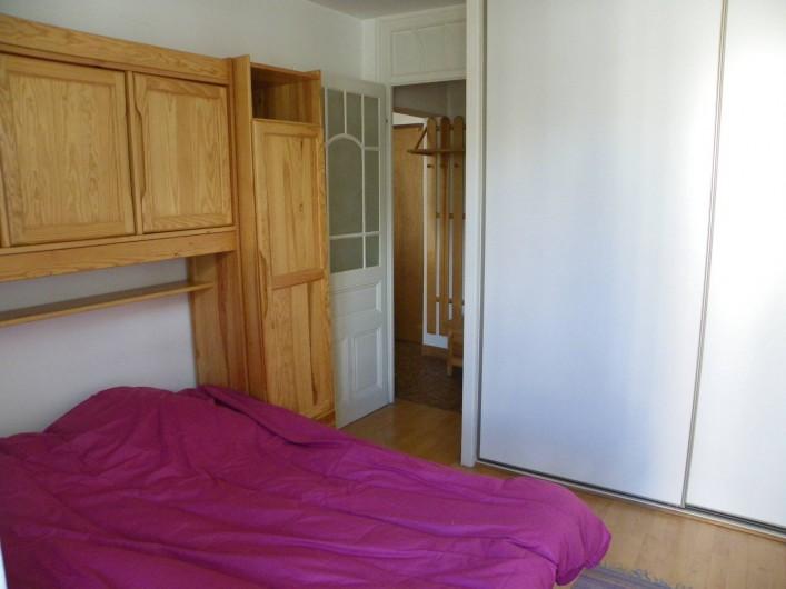 Location de vacances - Appartement à Chamonix-Mont-Blanc - chambre
