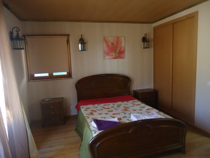 Location de vacances - Villa à Alvor - Chambre Madeira