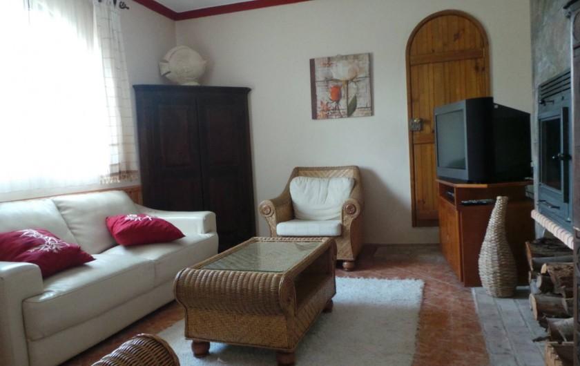 Location de vacances - Villa à Alvor - Salle TV