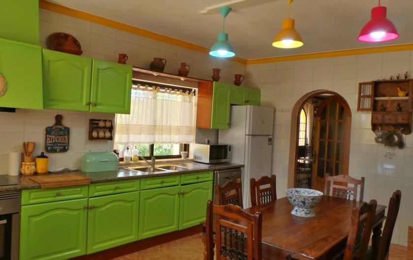 Location de vacances - Villa à Alvor - Cuisine