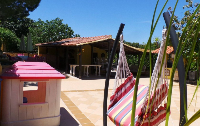 Location de vacances - Villa à Alvor - Detente Jeux