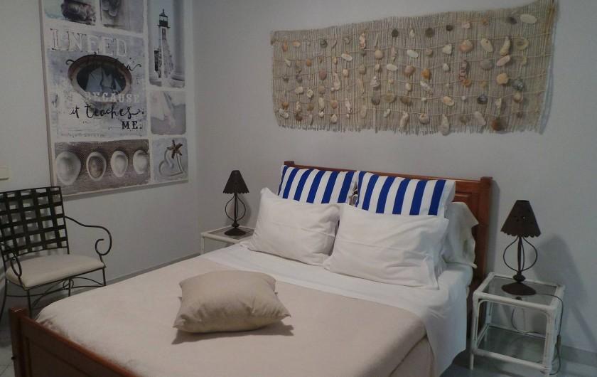 Location de vacances - Villa à Alvor - Chambre Océan