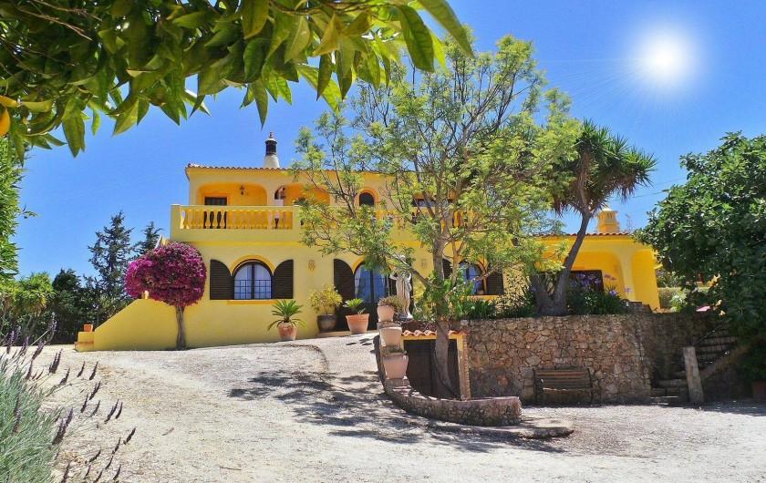 Location de vacances - Villa à Alvor - Vue principale