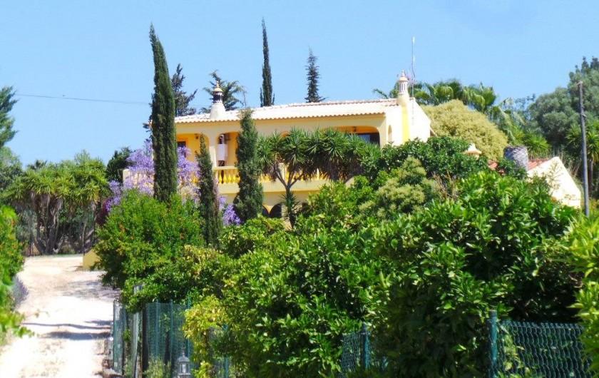 Location de vacances - Villa à Alvor - Panoramique