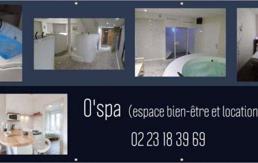 Location de vacances - Appartement à Saint-Malo - nos offres