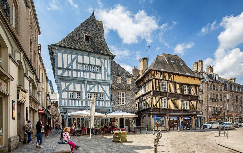 Location de vacances - Appartement à Saint-Malo - Dinan