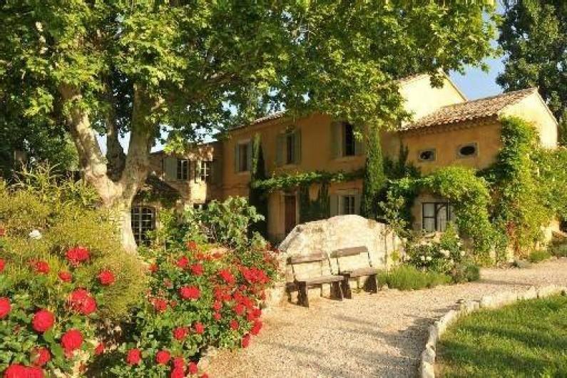 Location de vacances - Mas à Bonnieux