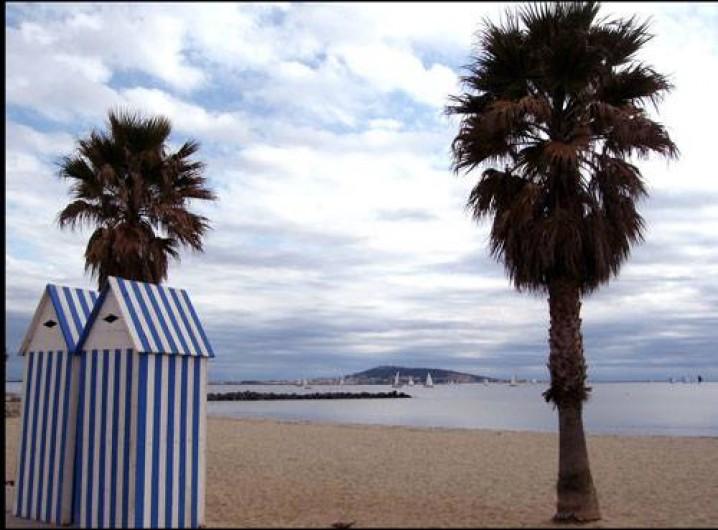 Location de vacances - Gîte à Mèze - Plagette de Mèze